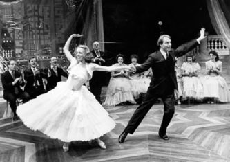 Picture of vintage dancers